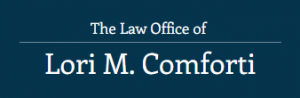 Logo for The Law Office of Lori M Comforti