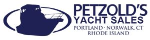 Logo for Petzold's Yacht Sales