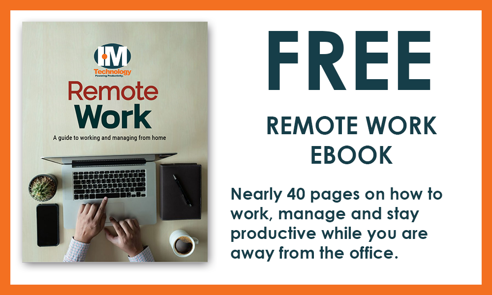 Remote Work eBook Call to Action