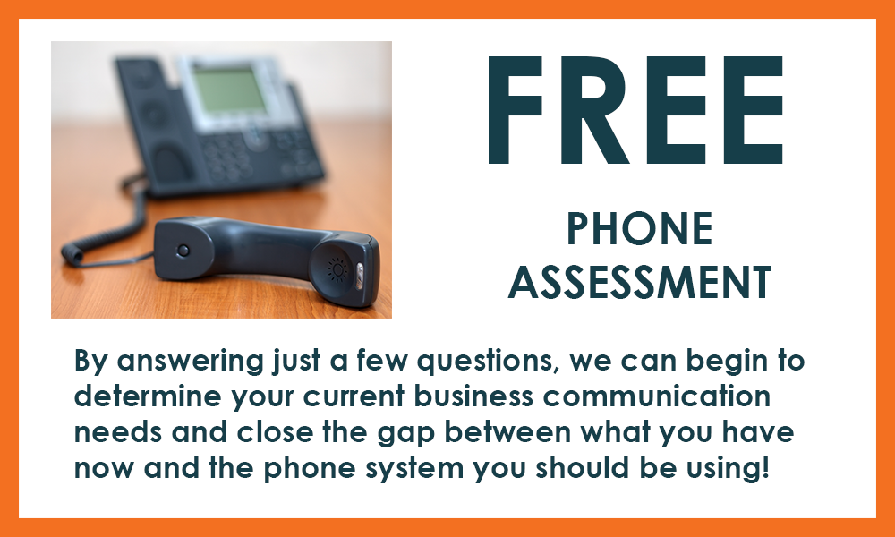 Phone Assessment Call to Action