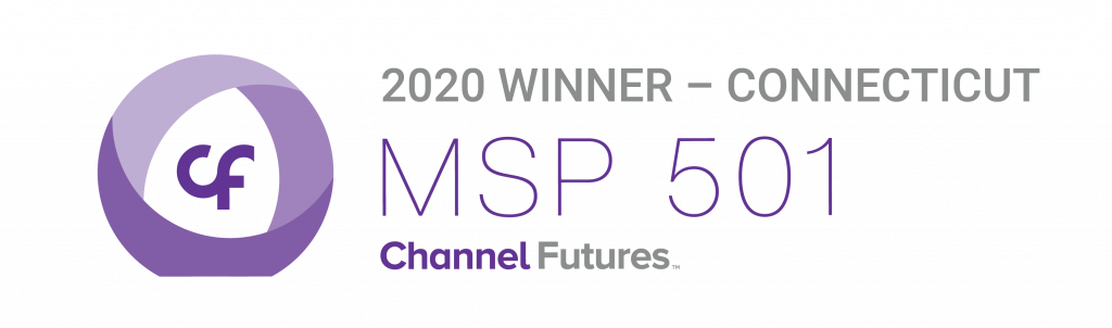 Channel Futures MSP 501 2020 Winner