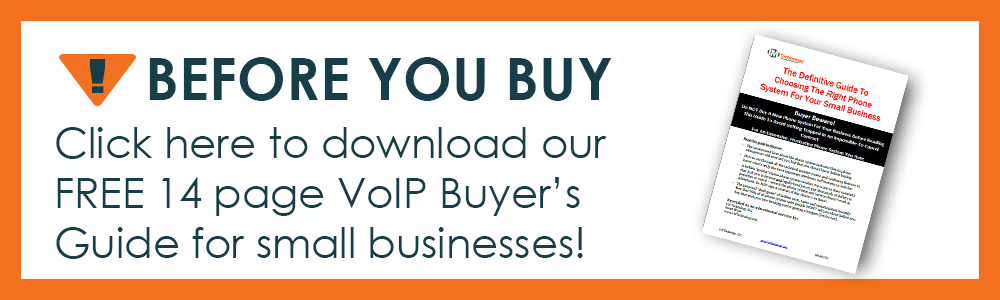 VoIP Buyer's Guide CTA