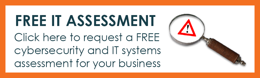 Free cybersecurity assessment CTA
